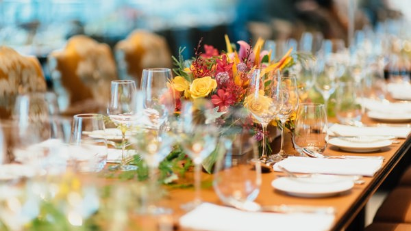 HOST A CHARITY DINNER PARTY